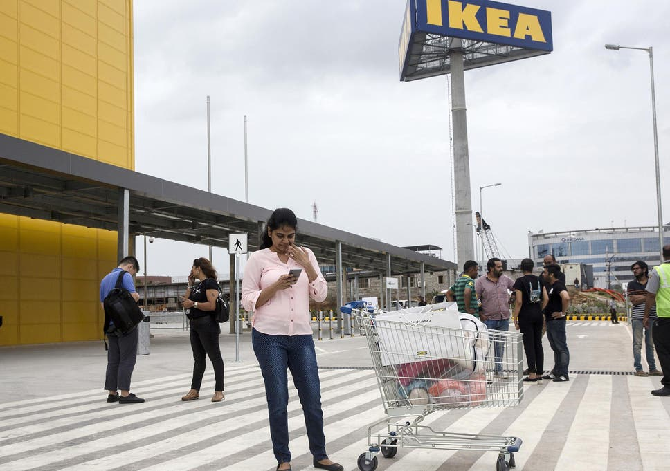 Ikea's first store in India is a case study for international