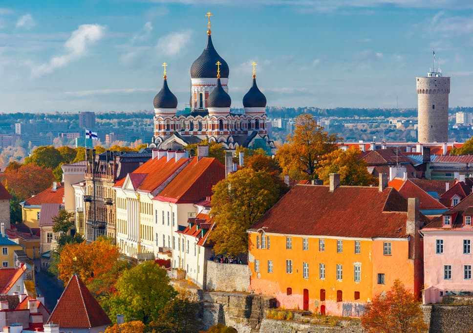8dc27e5b6ea Tallinn city guide: Where to eat, drink, shop and stay in the Estonian  capital