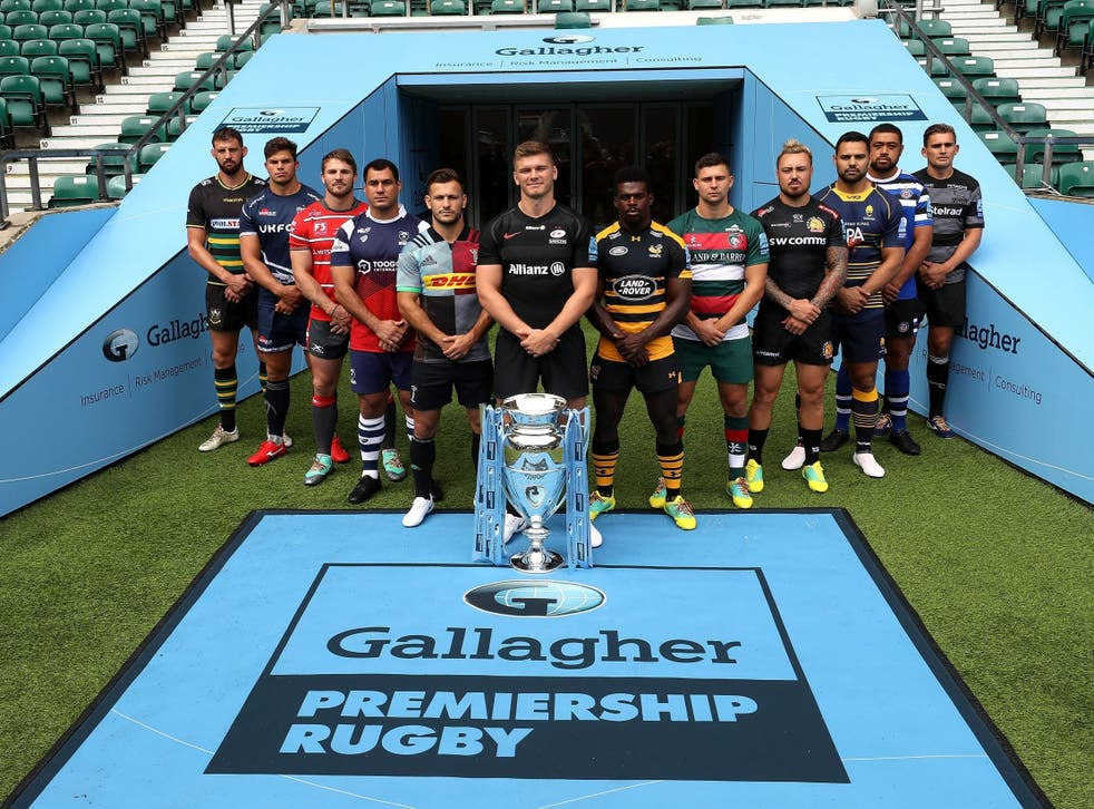 CVC Capital Partners will invest around £200m in Premiership Rugby