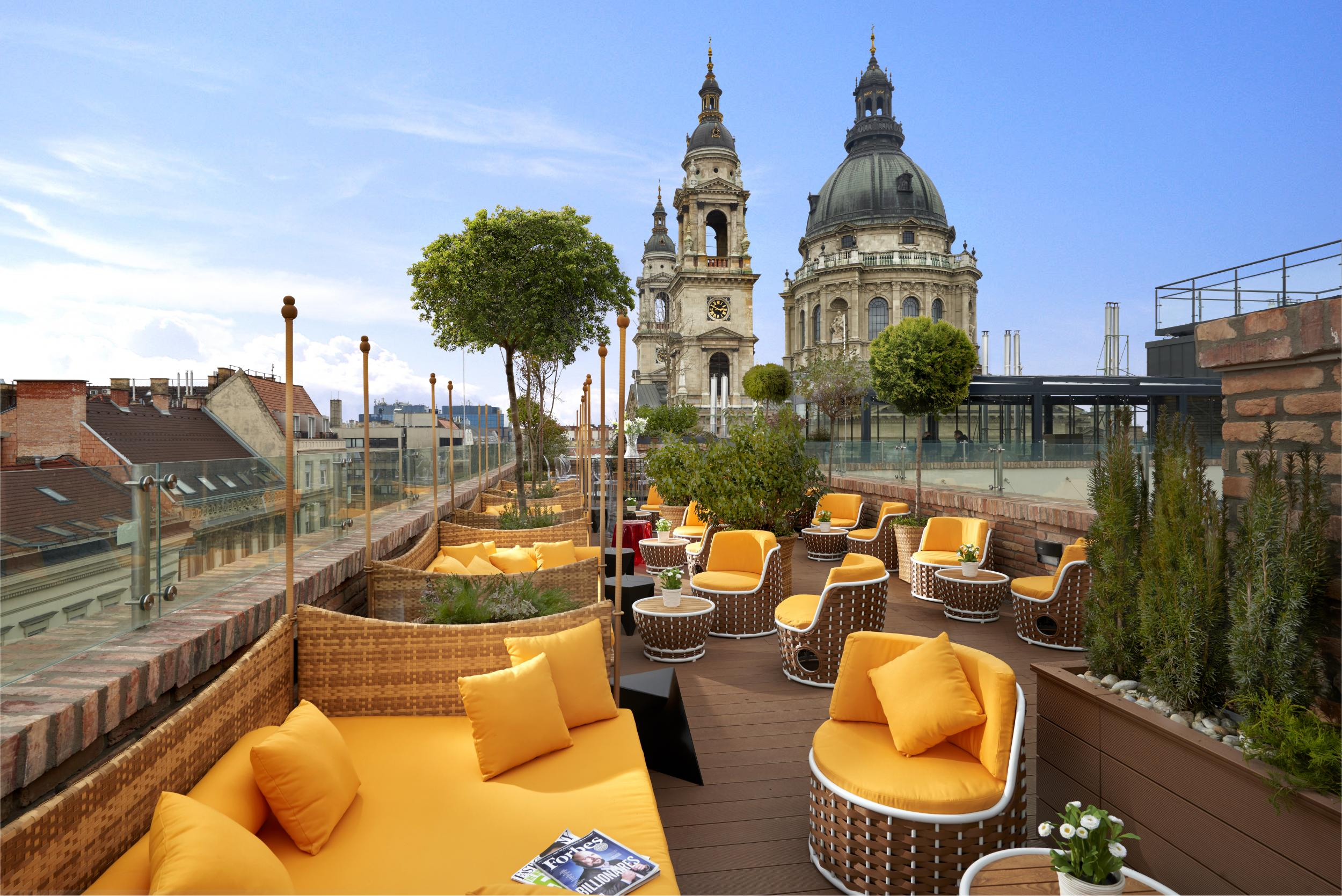 Budapest hotels: 10 of the best places to stay