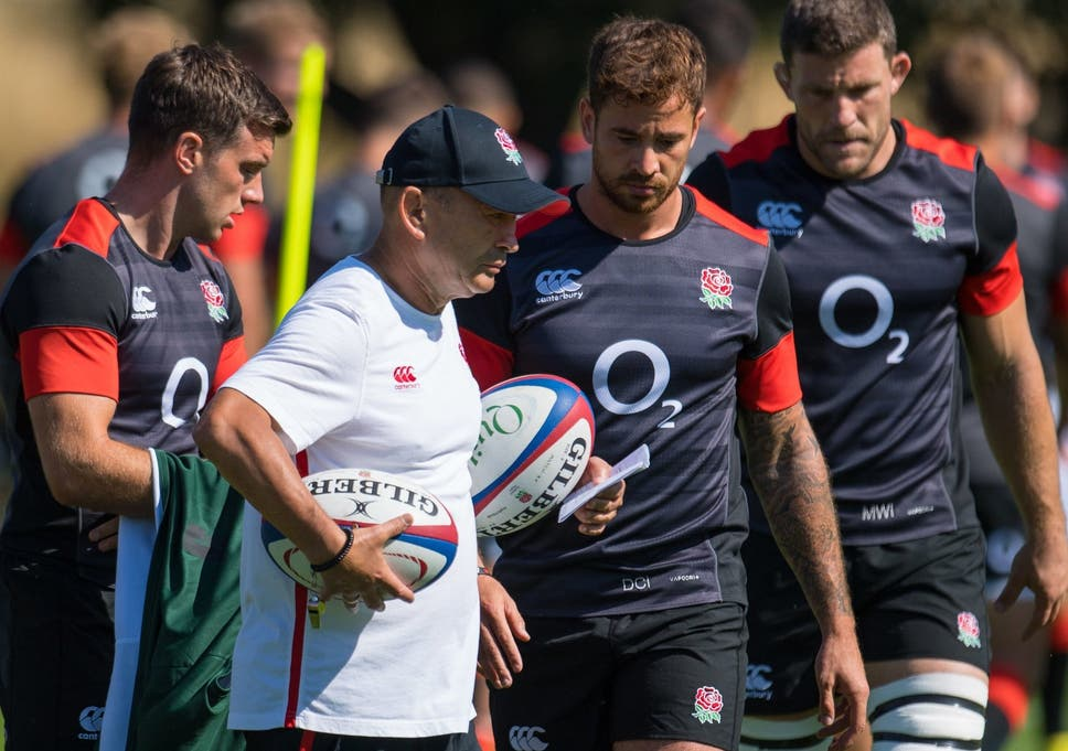 9175b923e8b Danny Cipriani has not been shut out of the England squad, says head coach  Eddie