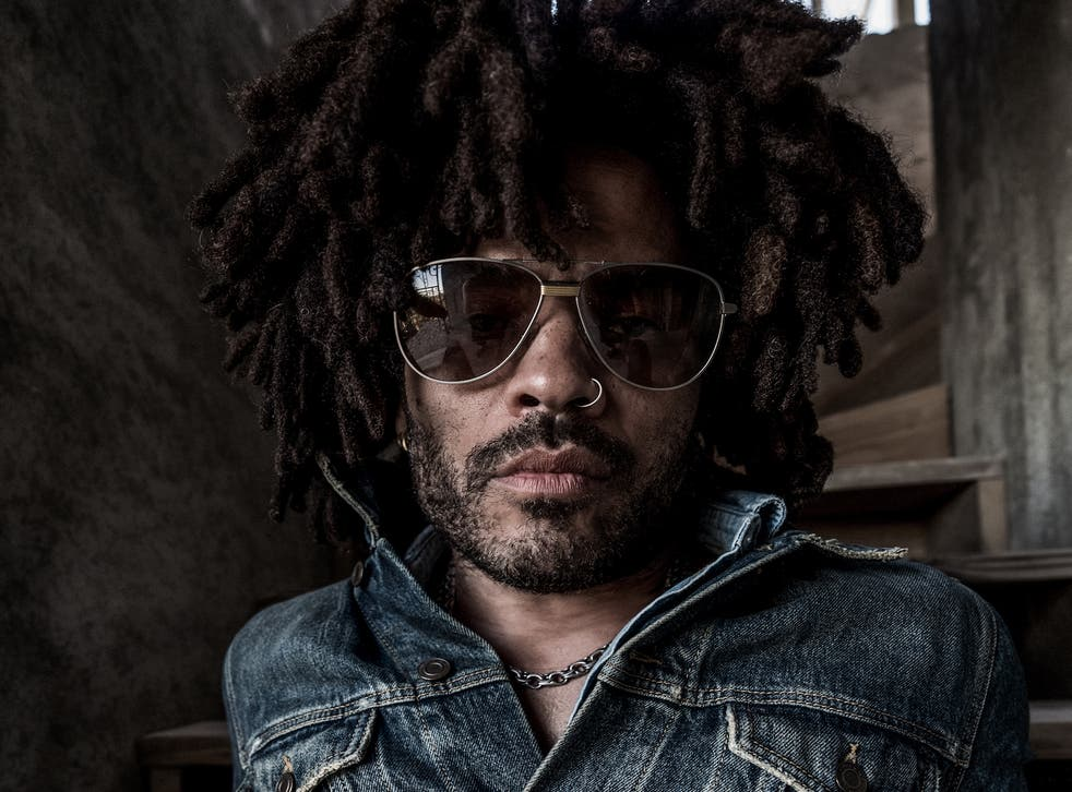 Lenny Kravitz: 'I've had the opportunity to work with so many of my heroes. It's wonderful. My path was laid out with so many amazing artists who gave me my education'