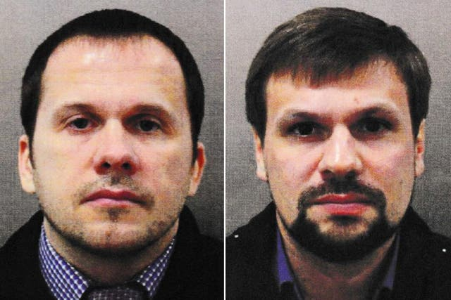 <p>Two men with the same name and likeness on their documentation as the pair implicated in the poisoning of Sergei Skripal are subject to a police investigation in the Czech Republic</p>