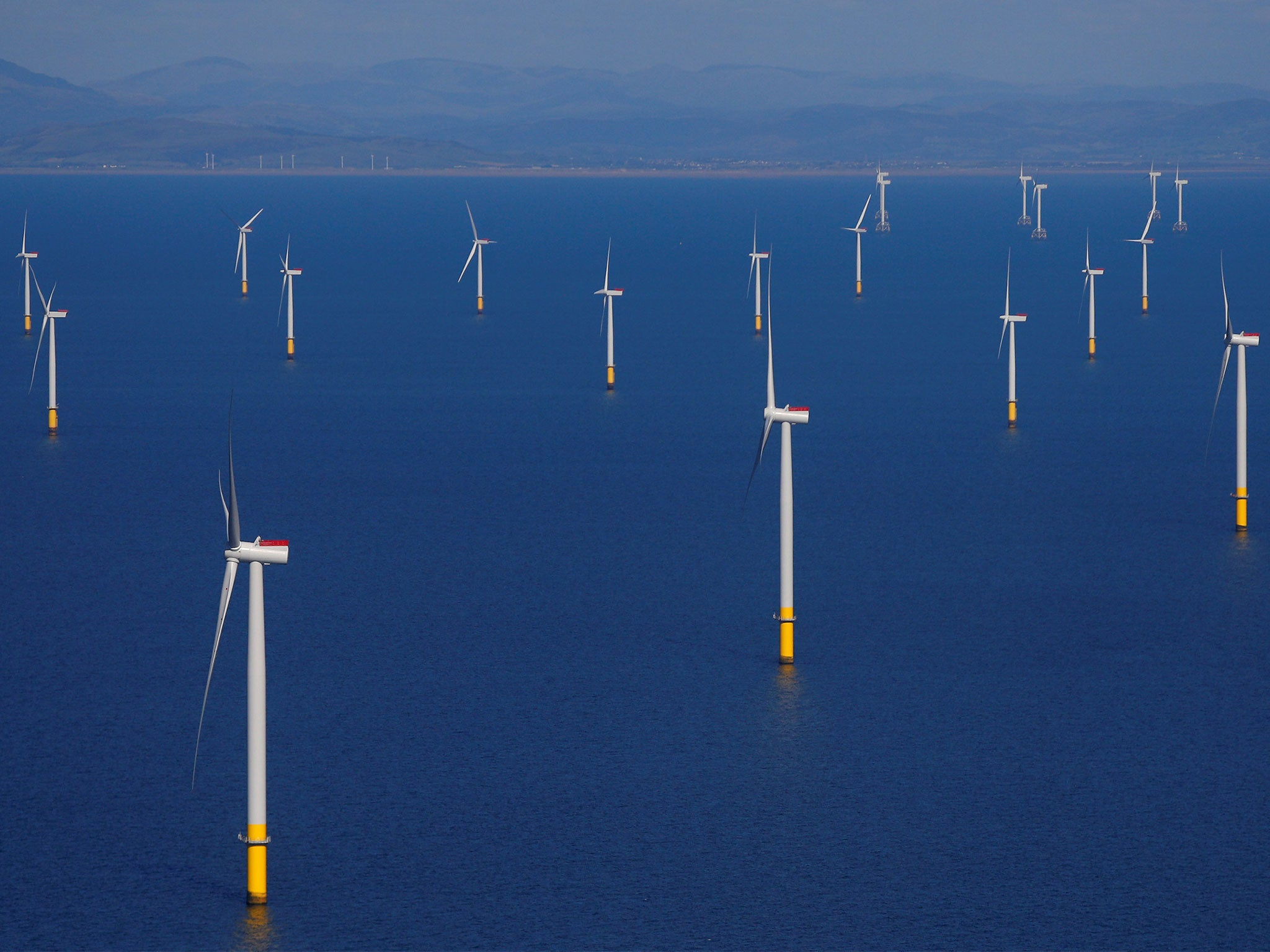 Windfarms - latest news, breaking stories and comment - The