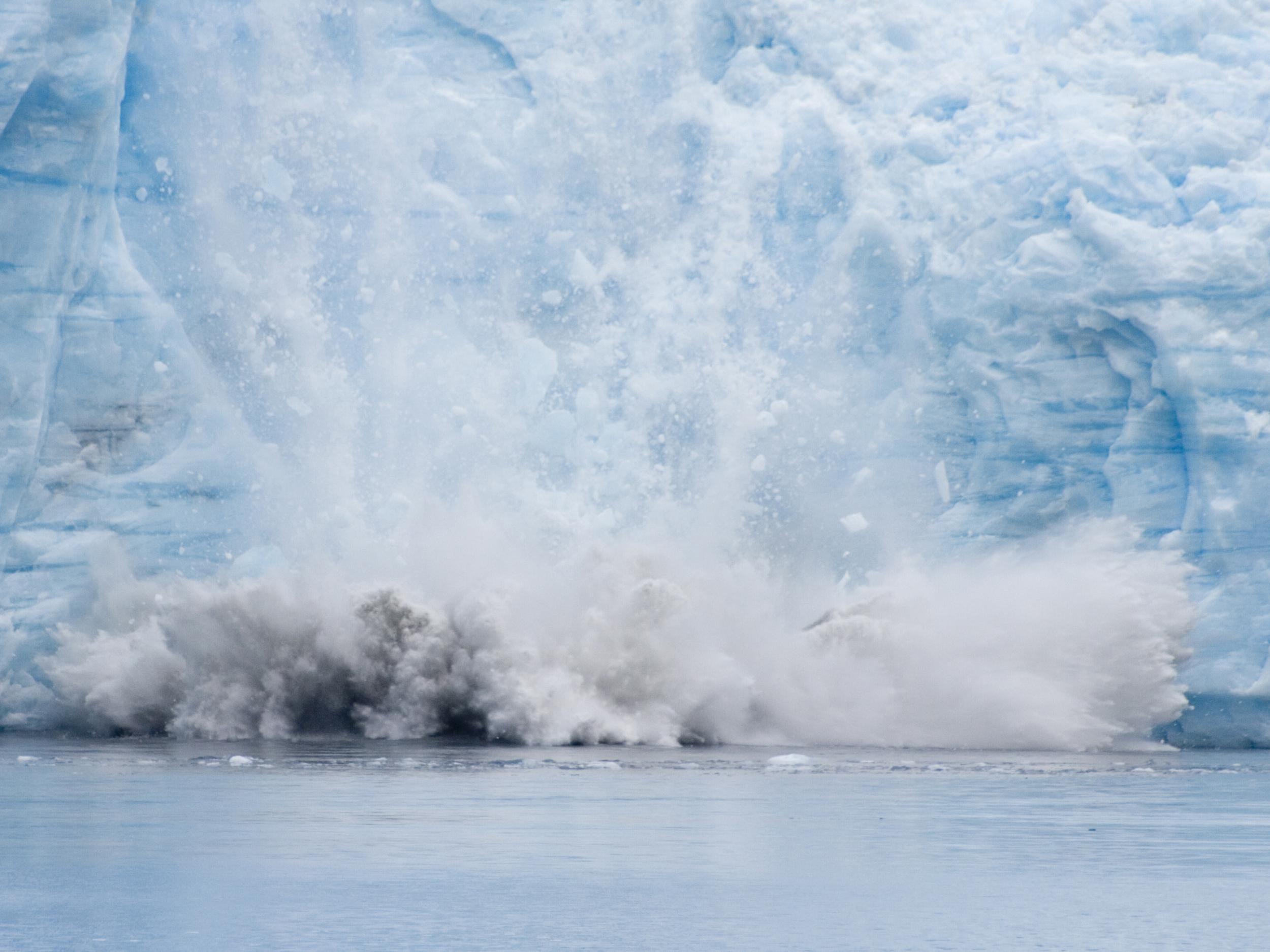 Melting glaciers increasing risk of landslide-triggered tsunamis, study reveals