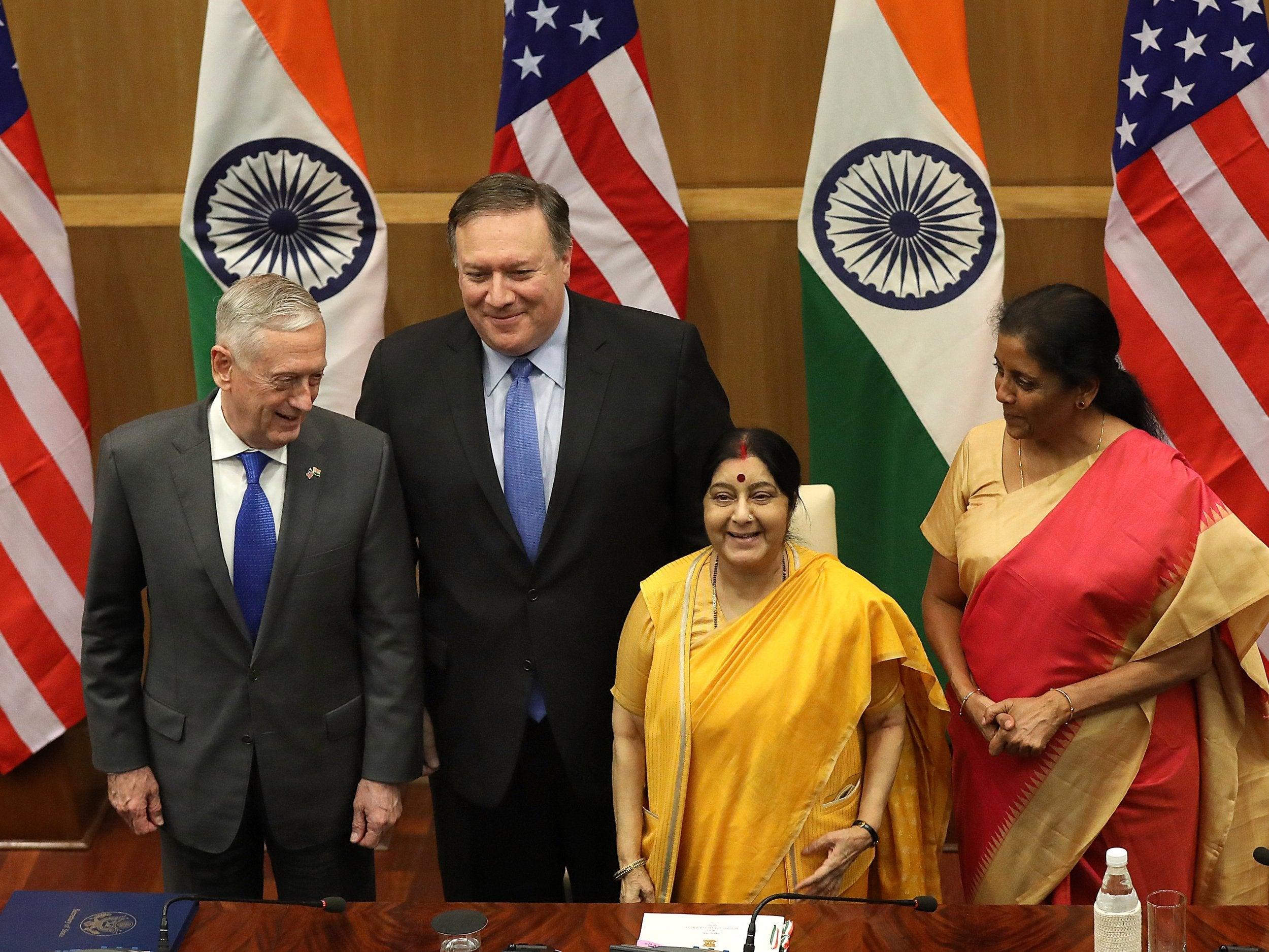Indian dating i Amerika