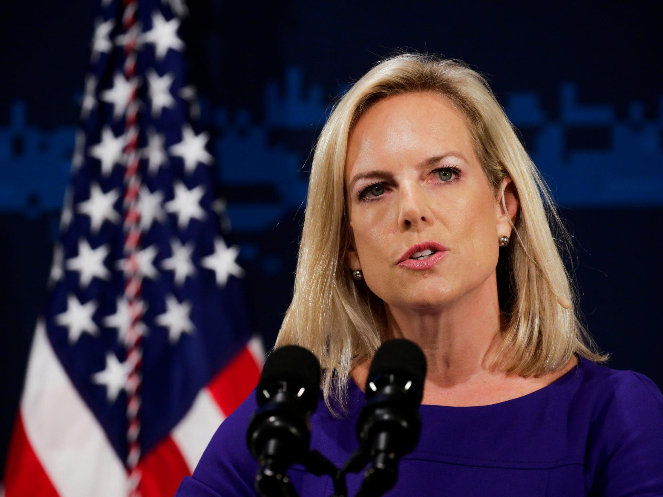 If Trump fires Kirstjen Nielsen, Michelle Obama may be our only hope