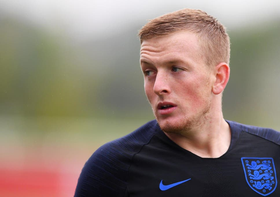 44b8b46ff4a Jordan Pickford continues to grow and grow as a goalkeeper and, at 24, he
