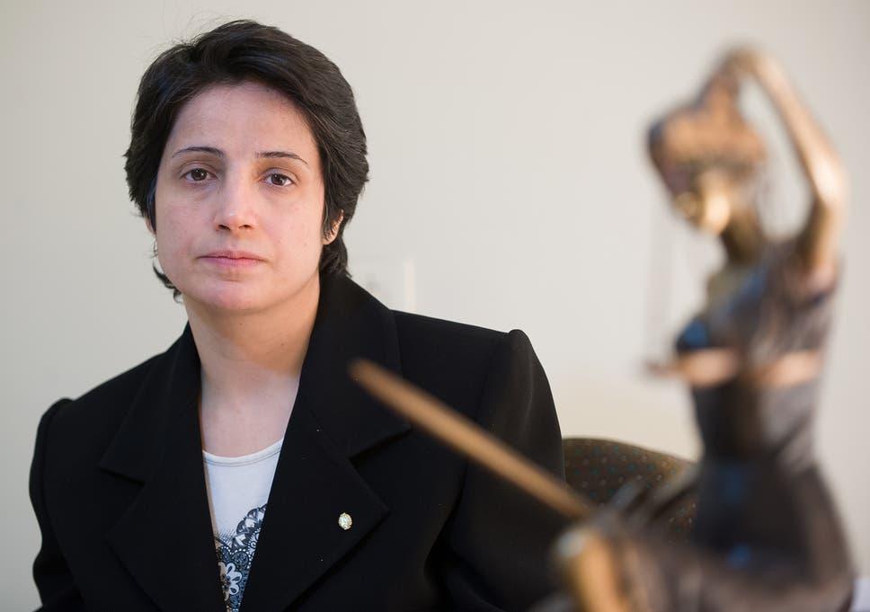 """Résultat de recherche d'images pour """"Nasrin Sotoudeh"""""""