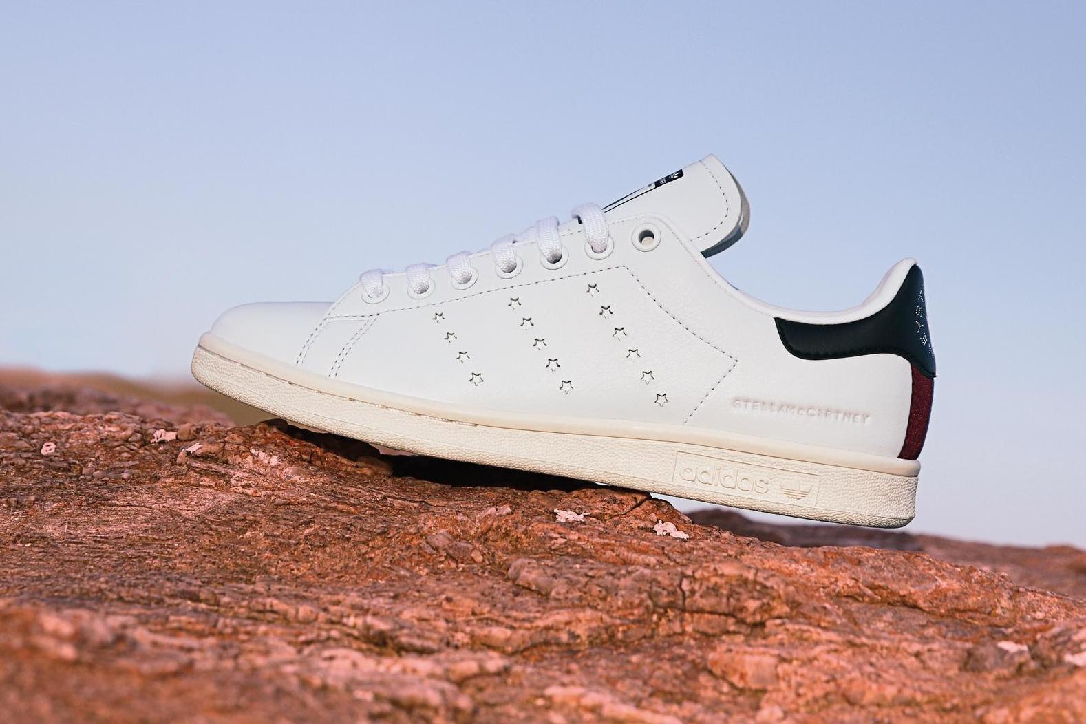 Stella McCartney and Adidas launch world's first vegan Stan Smith ...