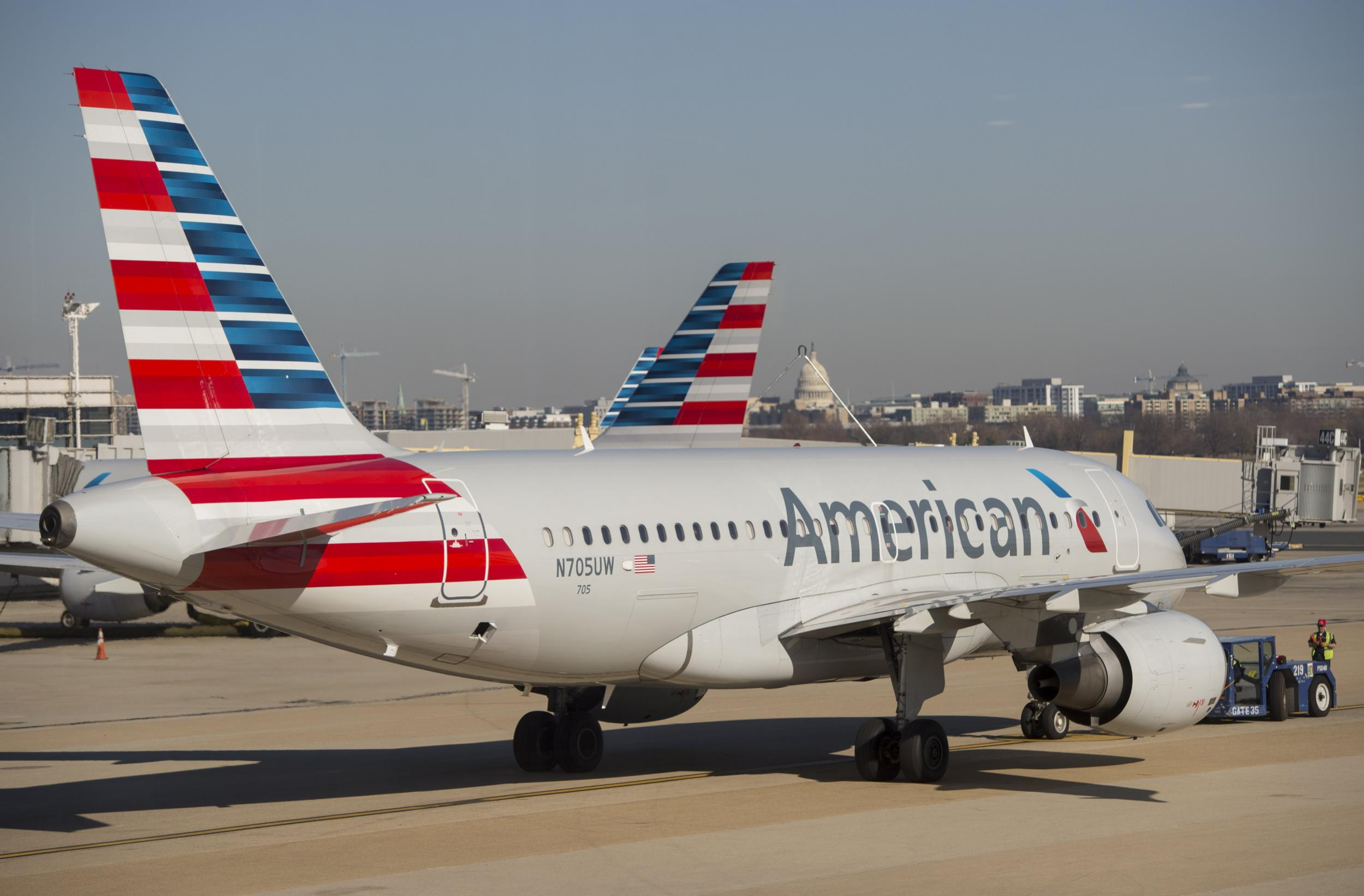 American Airlines Pilot Arrested On Suspicion Of Trying To