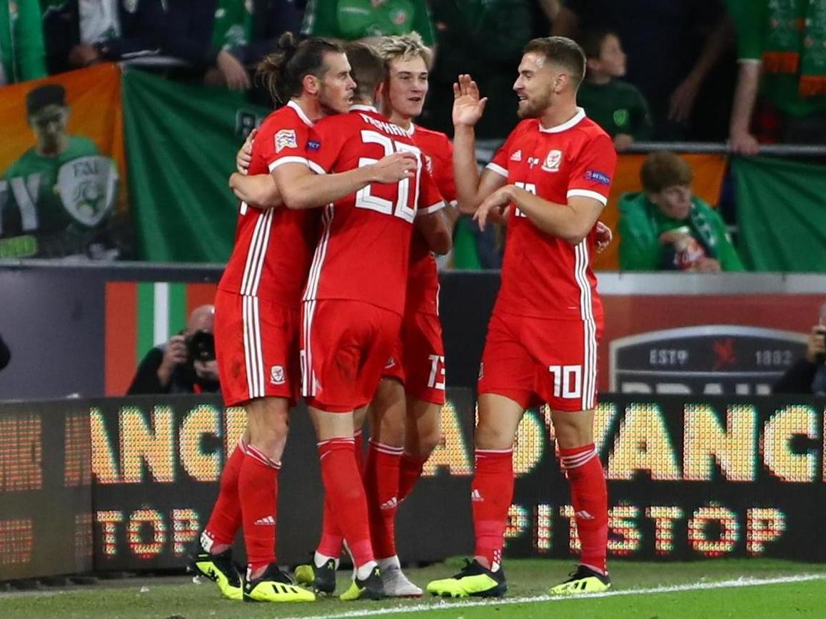 Gareth Bale shines as Wales run riot against Republic of Ireland to make winning start to Nations League