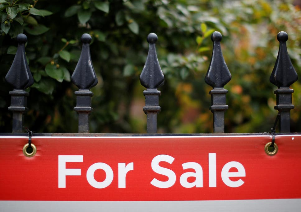 UK house prices edged up last month due to lack of supply