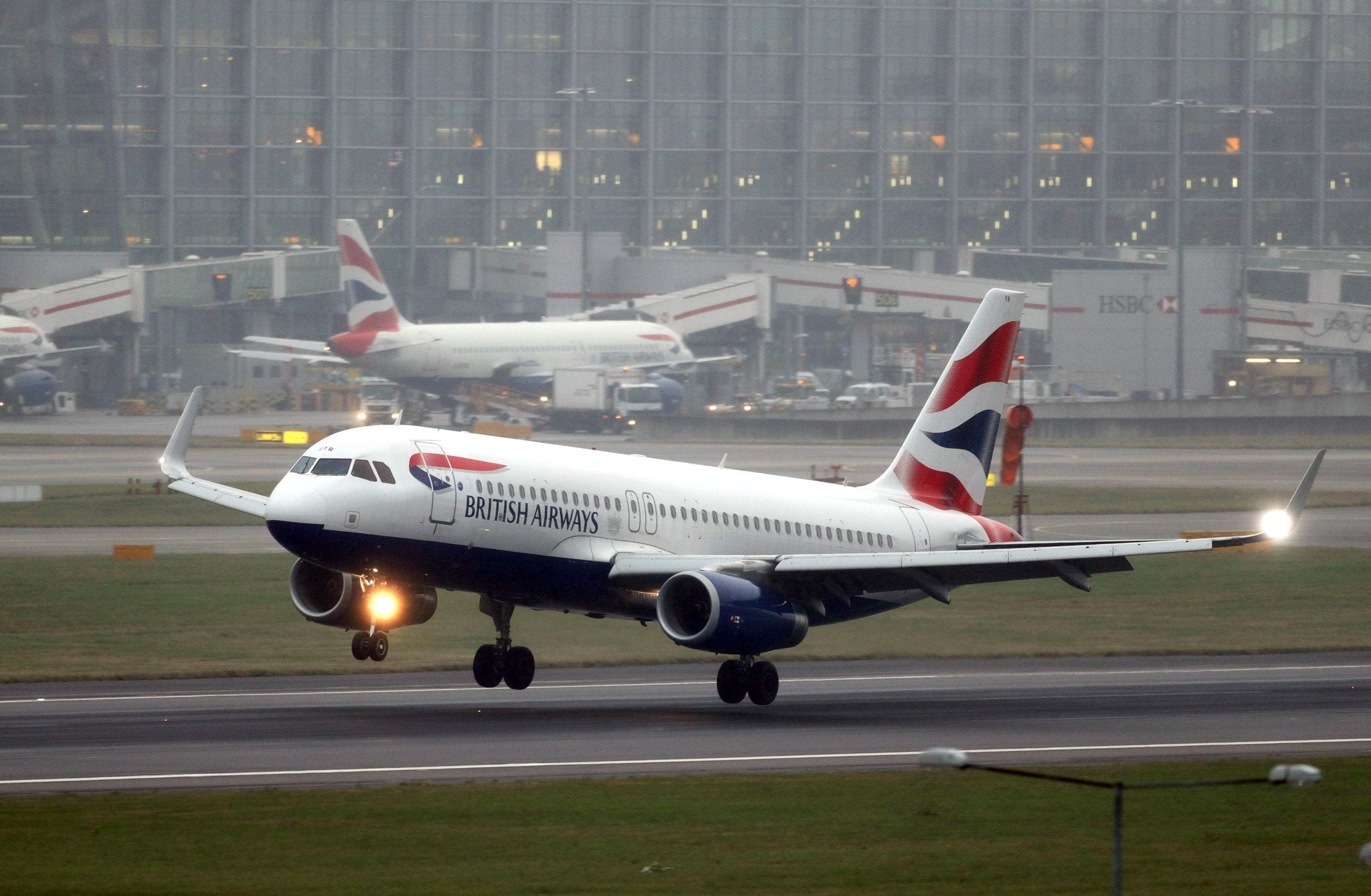 photo We tested British Airways' new robot that is reducing delays by 54