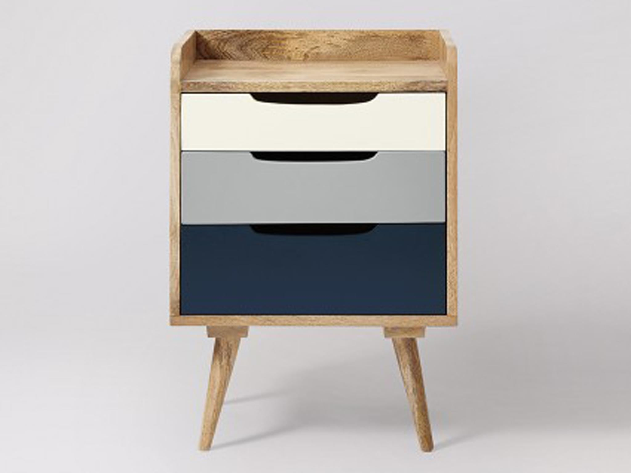 10 best bedside tables the independent randall bedside table 169 swooneditions watchthetrailerfo
