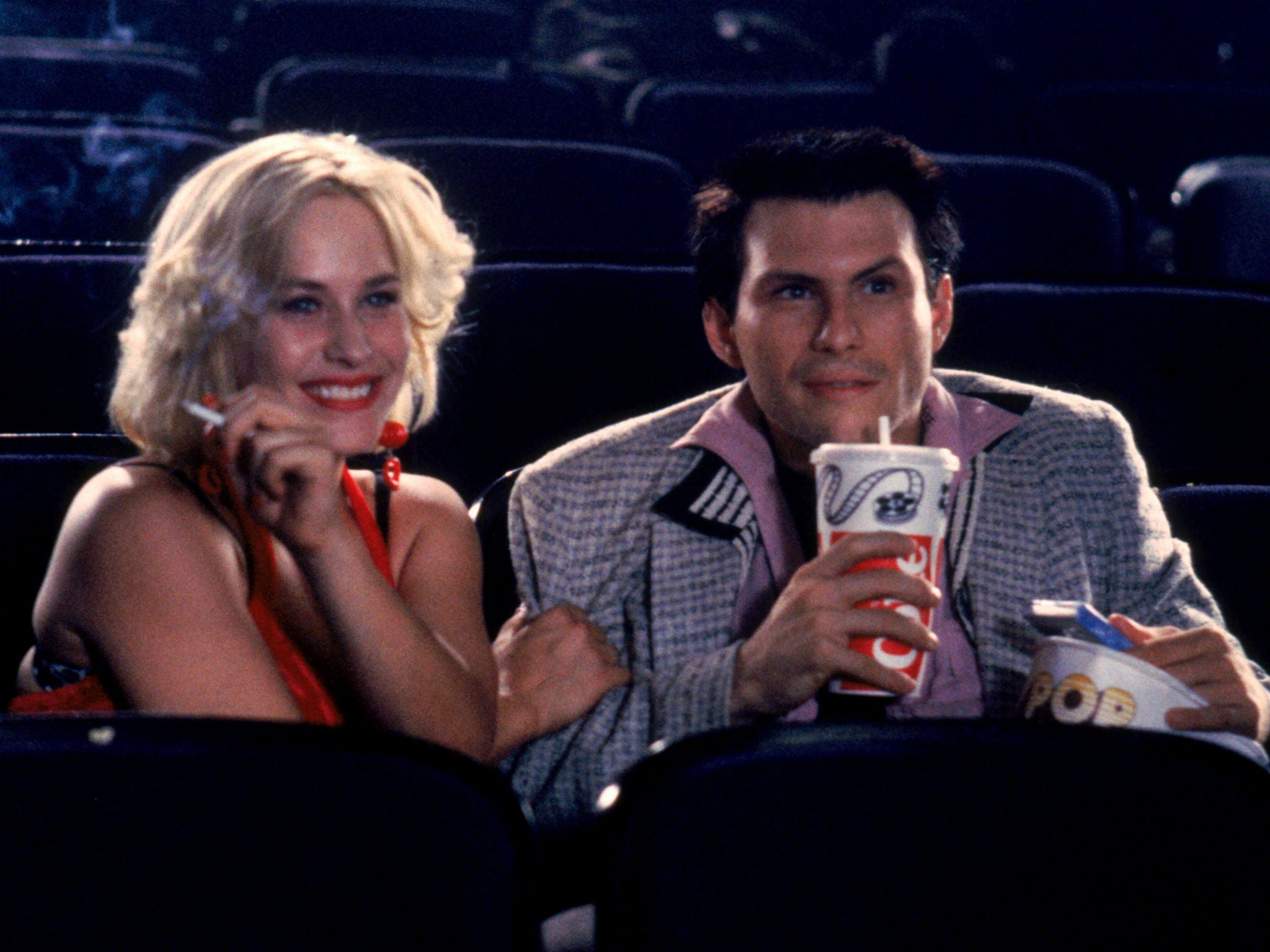 You're so cool: True Romance is Quentin Tarantino's masterpiece