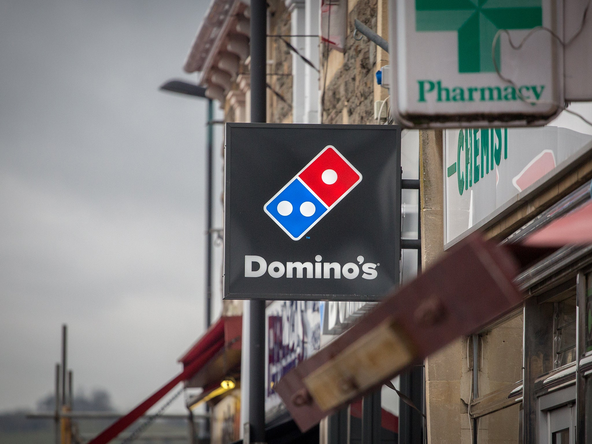 Dominos was forced to end promo offering free pizza for brand tattoos forecasting