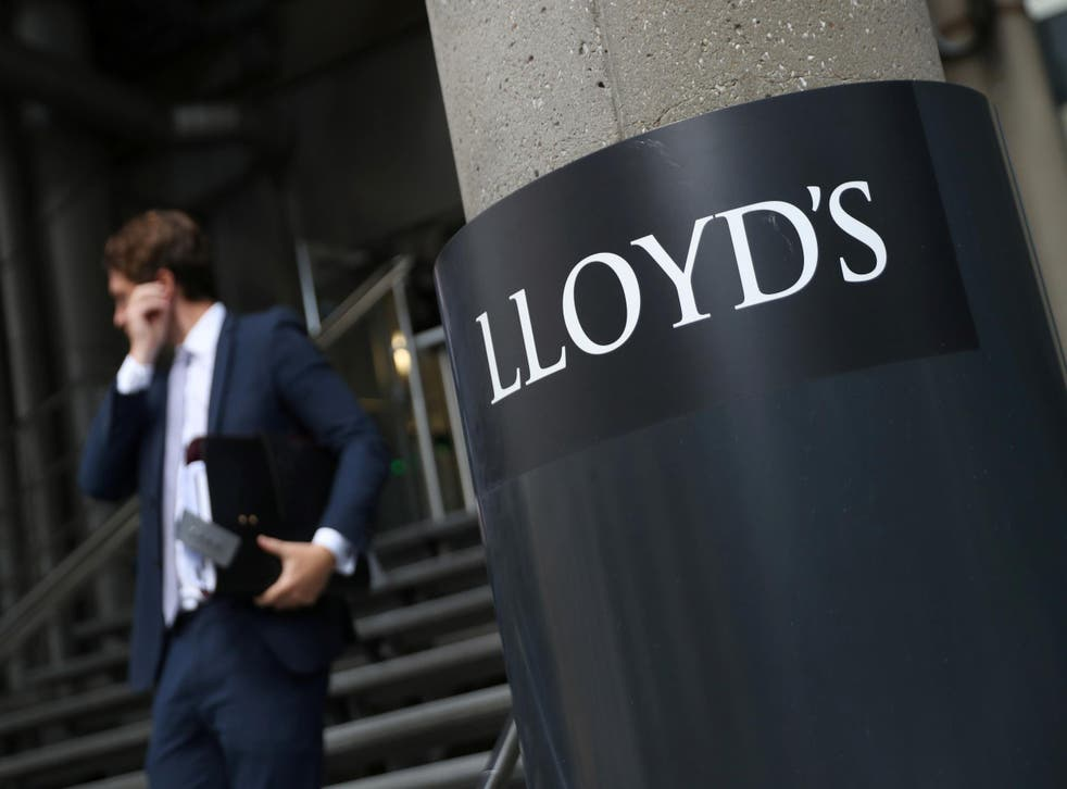 Lloyd's of London: The famous insurance market has announced a big loss in the wake of a sexism scandal