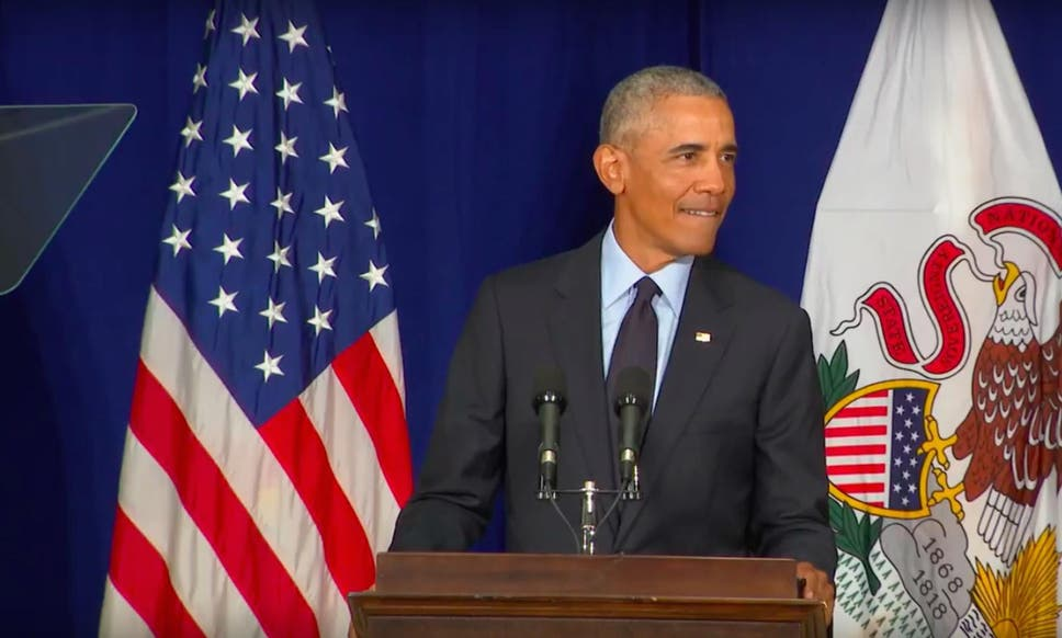 Barack Obama is returning to his home state of Illinois for a speech that will kick off his campaign stops in the 2018 midterm elections.