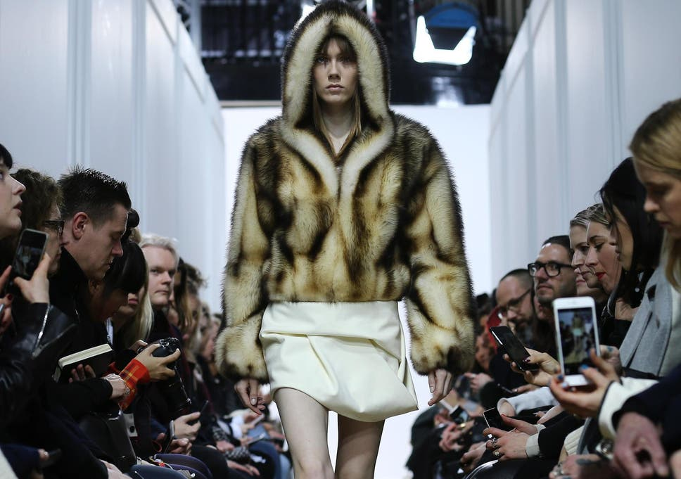 London Fashion Week will be fur-free (Getty)