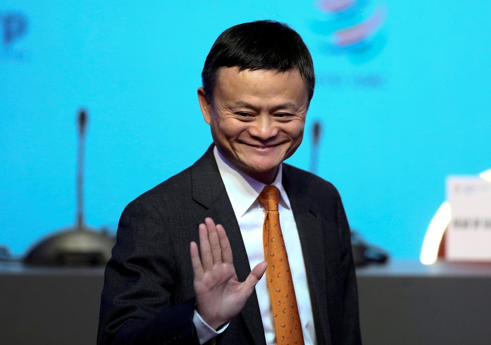 41c825f78 Alibaba co-founder Jack Ma to retire and focus on philanthropy, reports  say. '