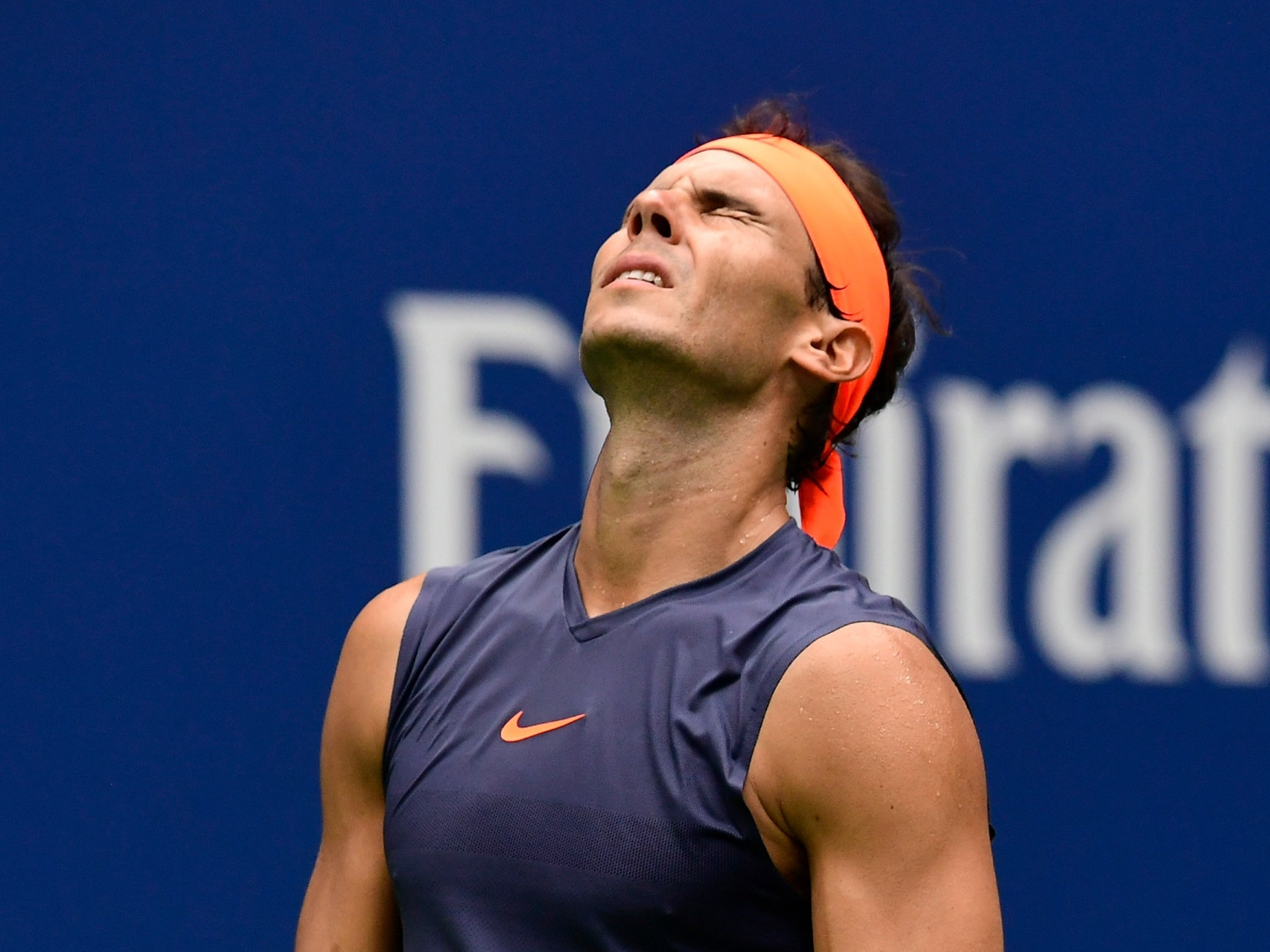 Rafael Nadal Image: Rafael Nadal Forced To Retire From US Open Semi-final With