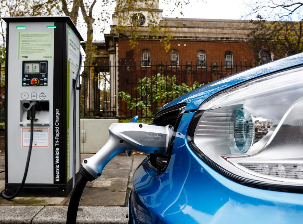 Electric cars travel almost silently at low speeds, prompting complaints they put people at risk