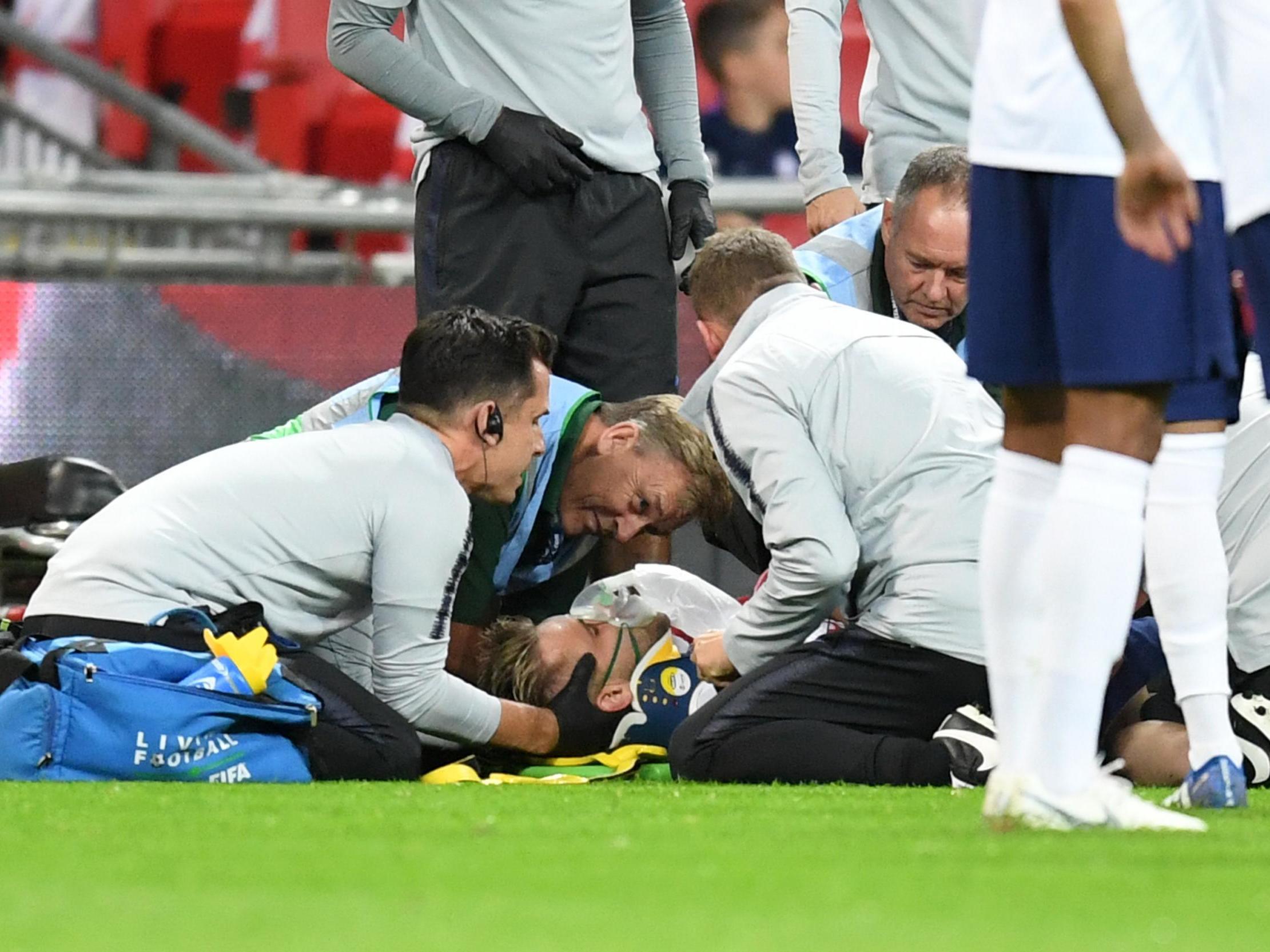 Luke Shaw thông báo tình trạng chấn thương của mình
