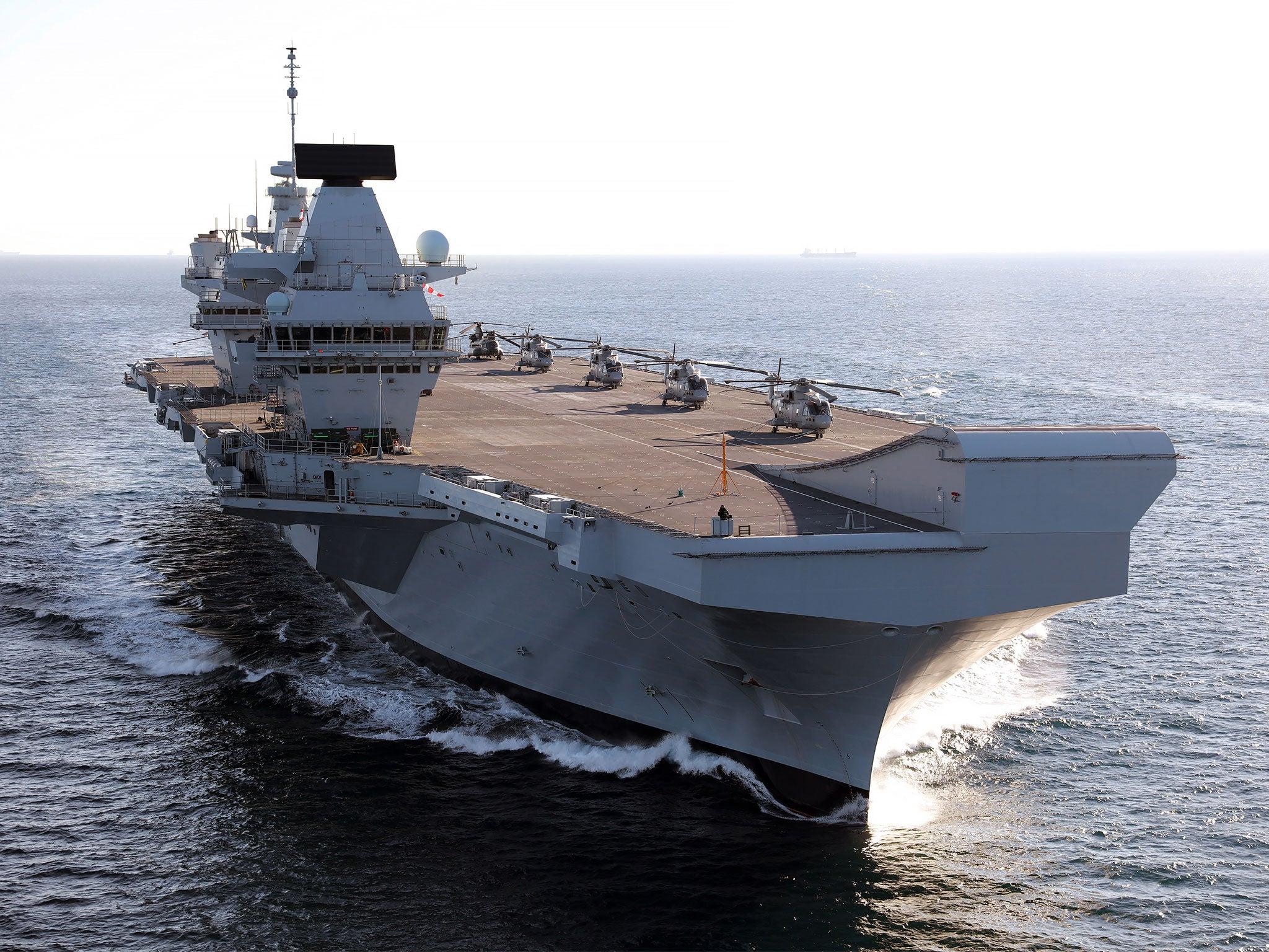 Image result for HMS Queen Elizabeth, pictures