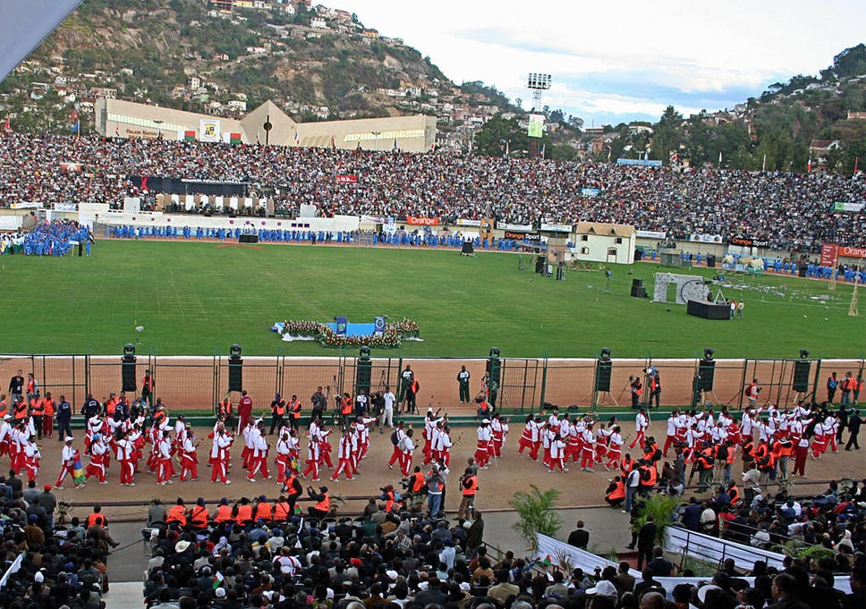Image result for madagascar stadium stampede