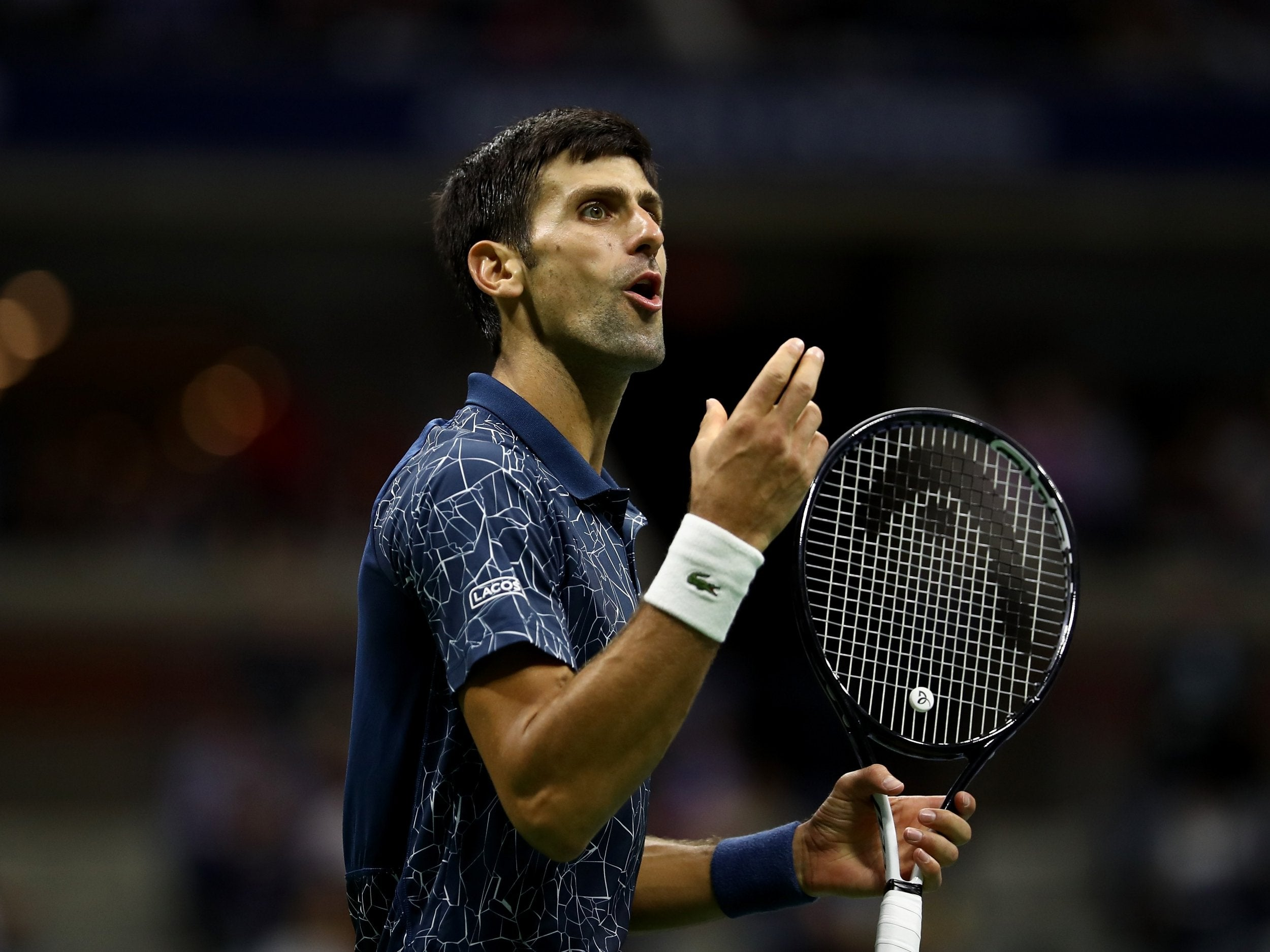 Novak Djokovic Criticises Serena Williams Umpire For Unnecessary Actions But Dismisses Sexism Claims The Independent The Independent