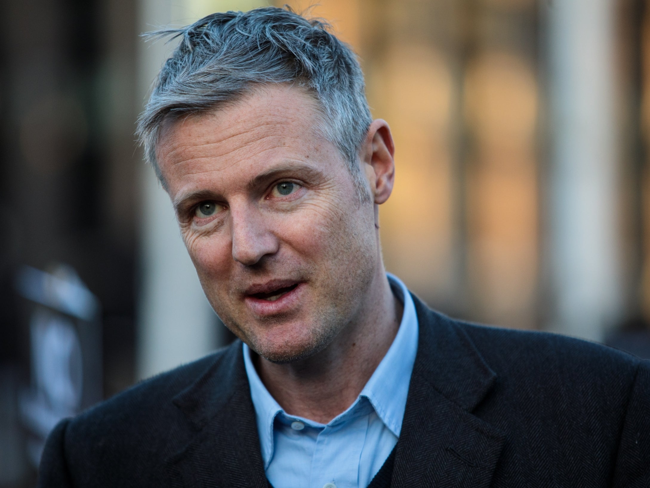 Image result for zac goldsmith