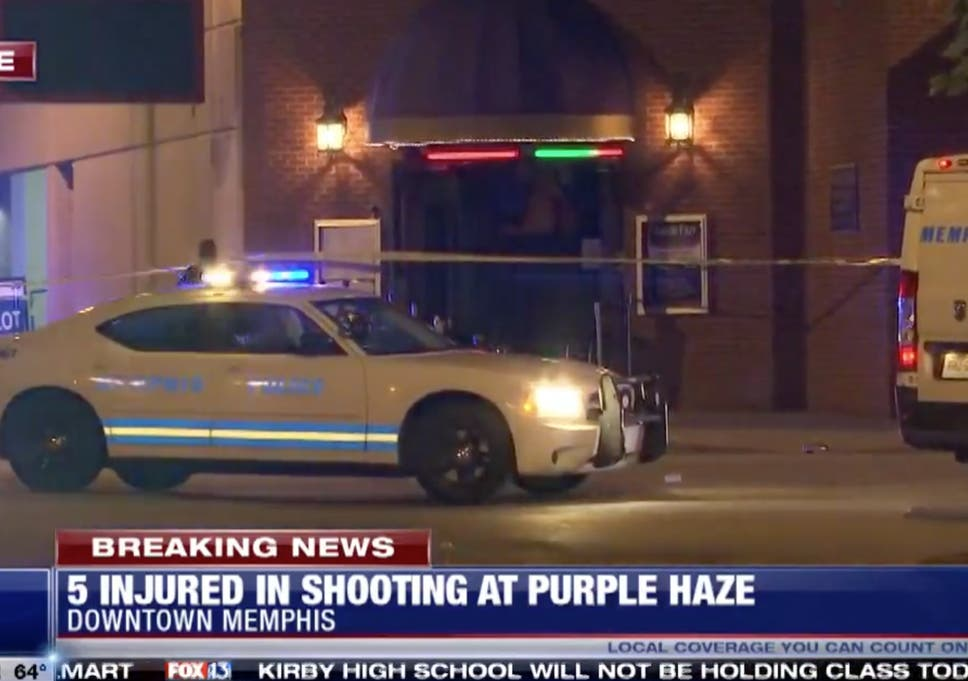 Memphis shooting: Four injured with one in critical condition after