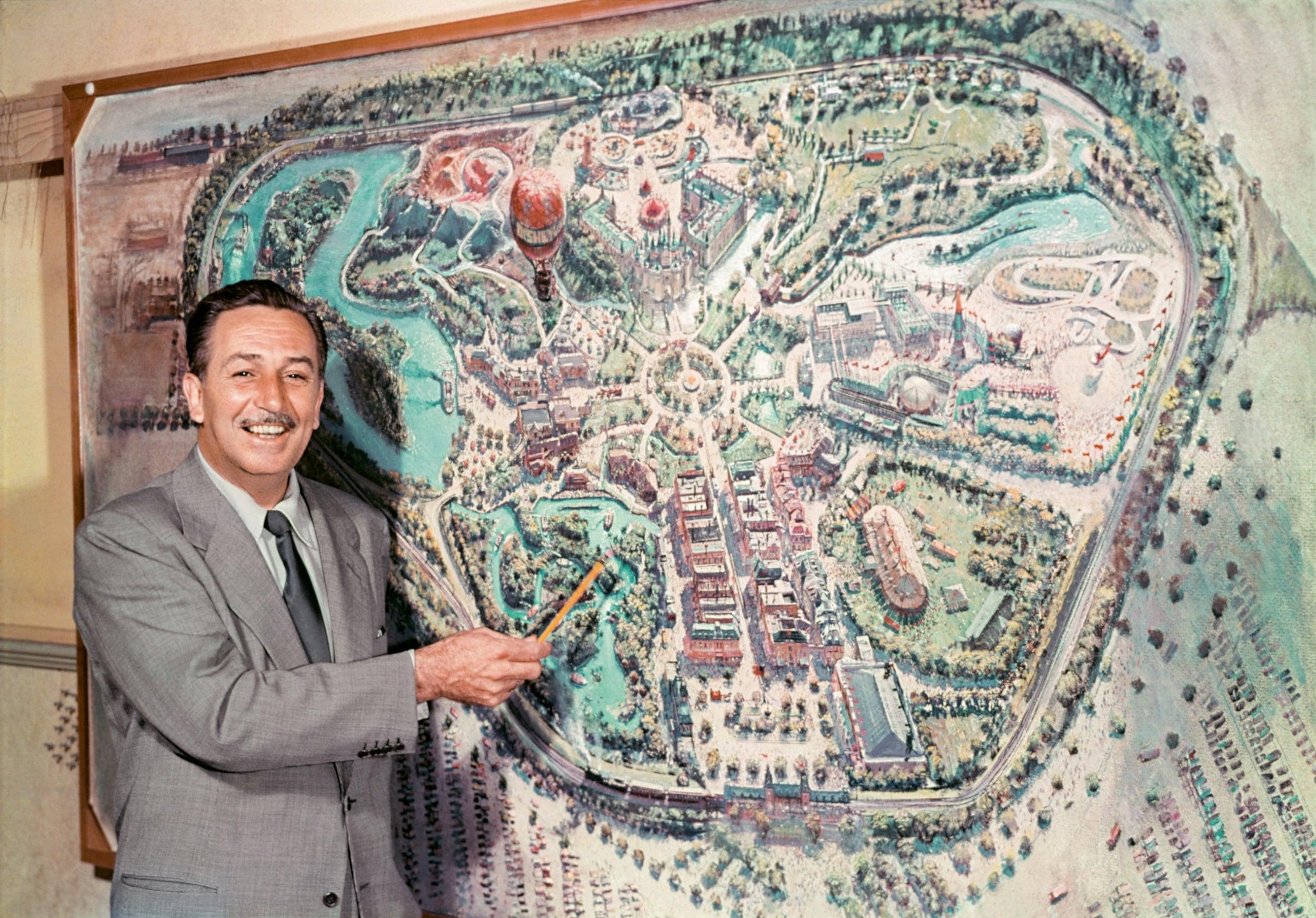 Hook up Disneyland