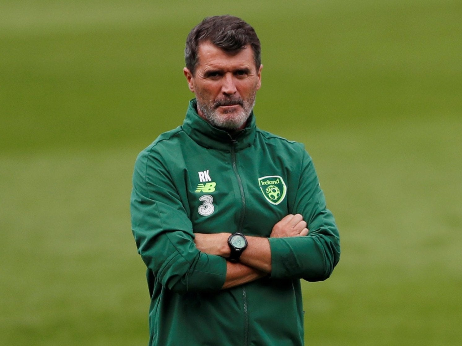 Whatsapp Revelations About Roy Keane Show Republic Of Irelands Aggressive Approach Simply No Longer Works The Independent