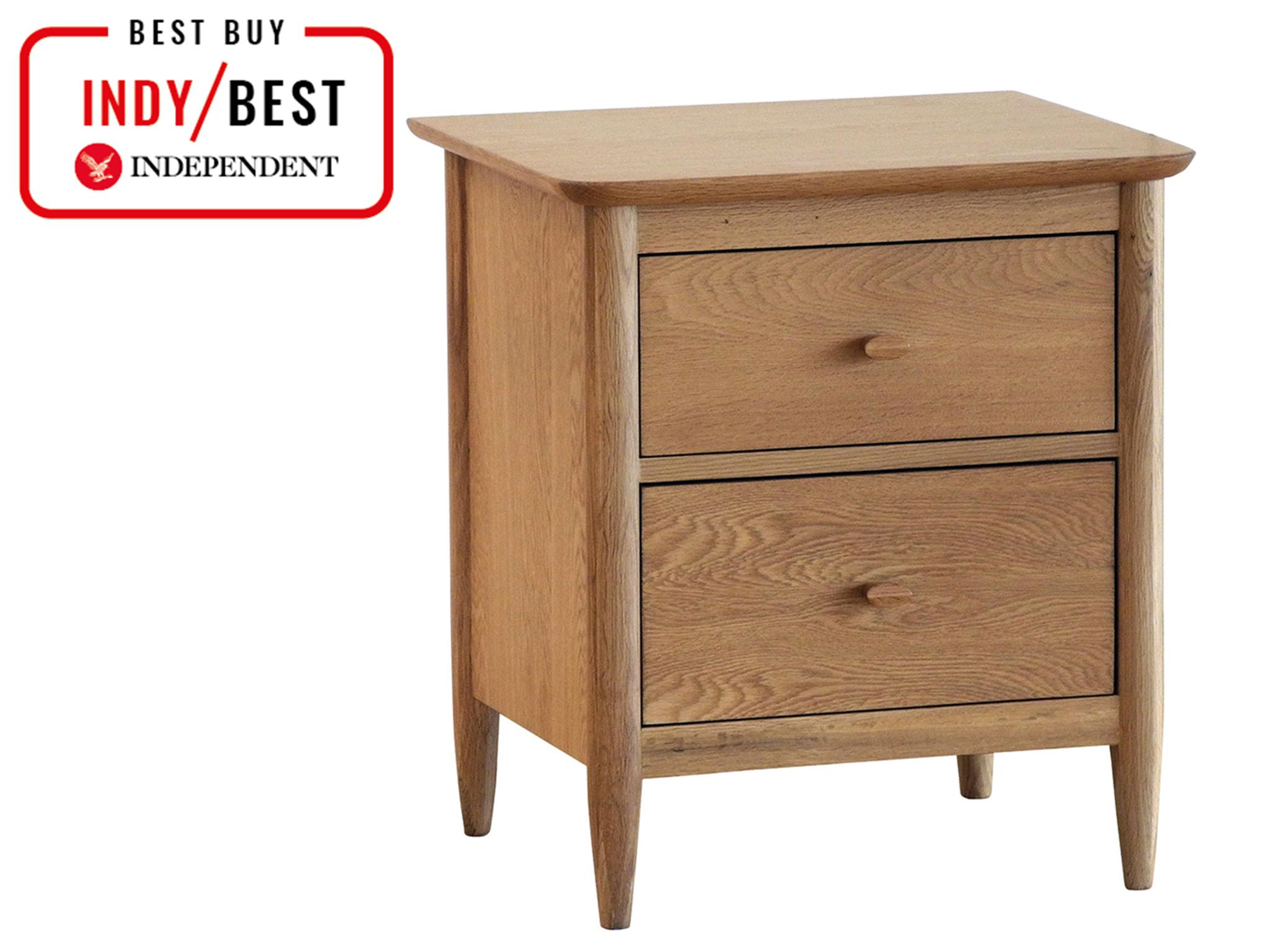 10 best bedside tables the independent british manufacturer watchthetrailerfo
