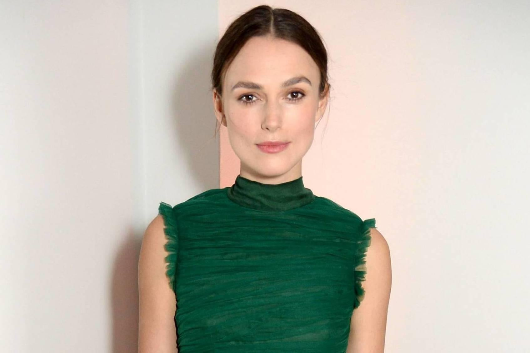 Samsclub Credit Login >> Keira Knightley says motherhood is a 'physical and ...