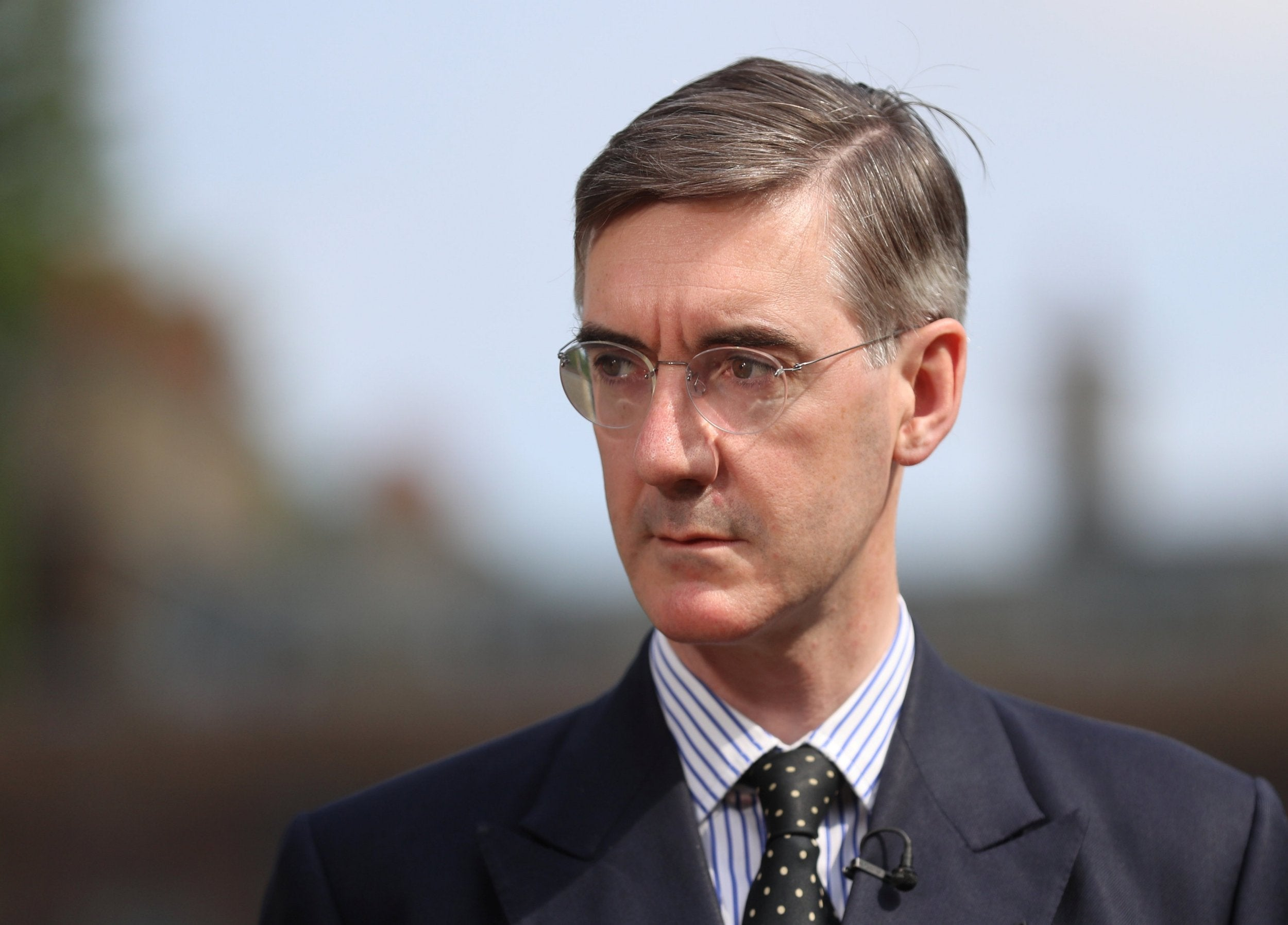 Jacob Rees-Mogg's Economists for Free Trade event had only
