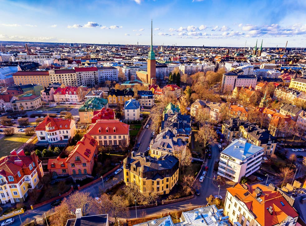 Helsinki city guide: Where to eat, drink, shop and stay in Finland's  capital | The Independent | The Independent