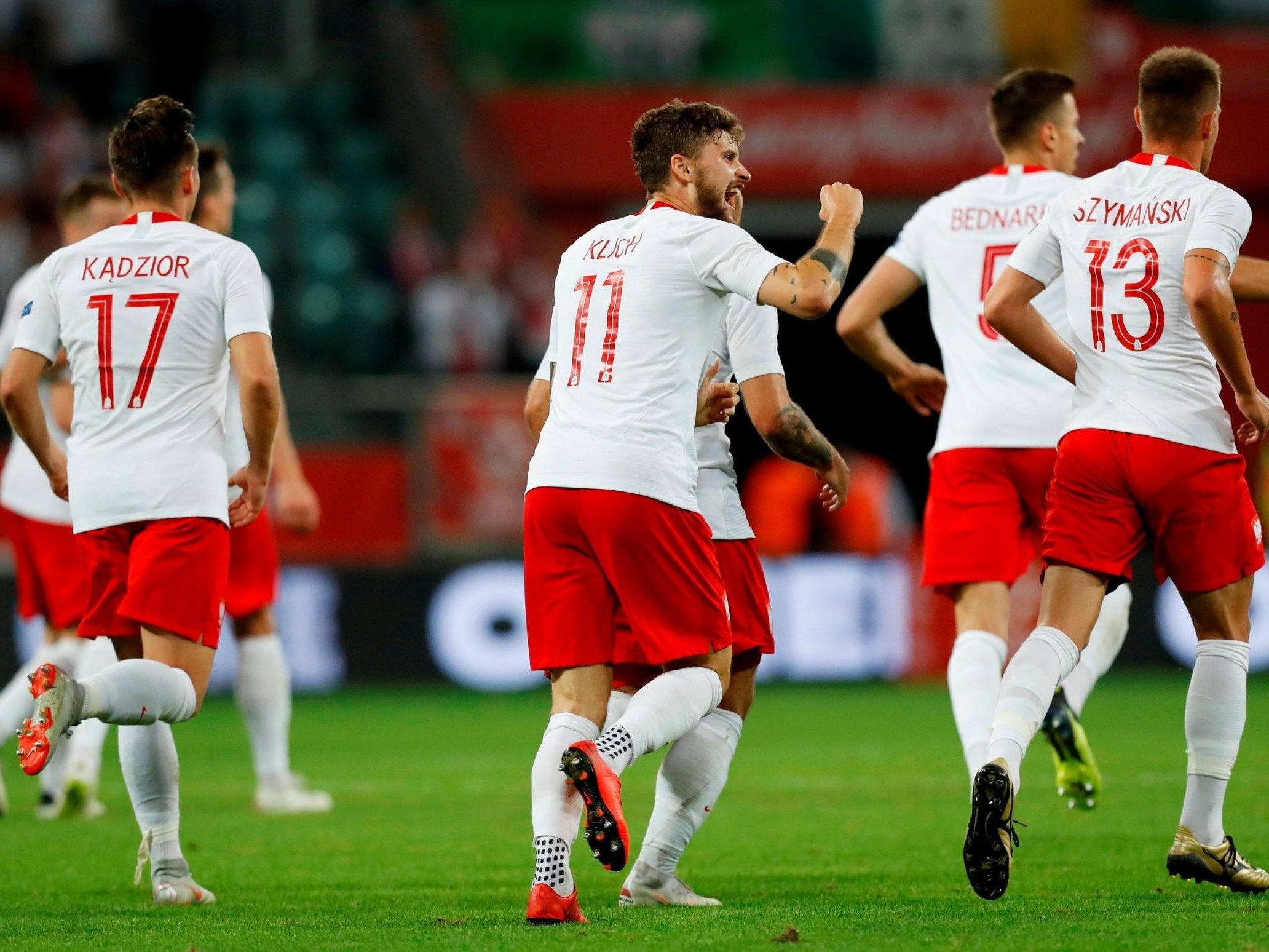 Republic of Ireland denied morale-boosting win in Poland ...