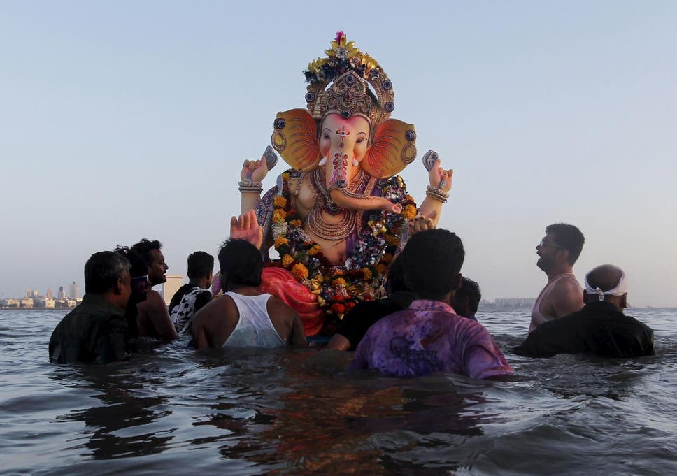 Ganesh Chaturthi What Is The Hindu Festival Celebrating The