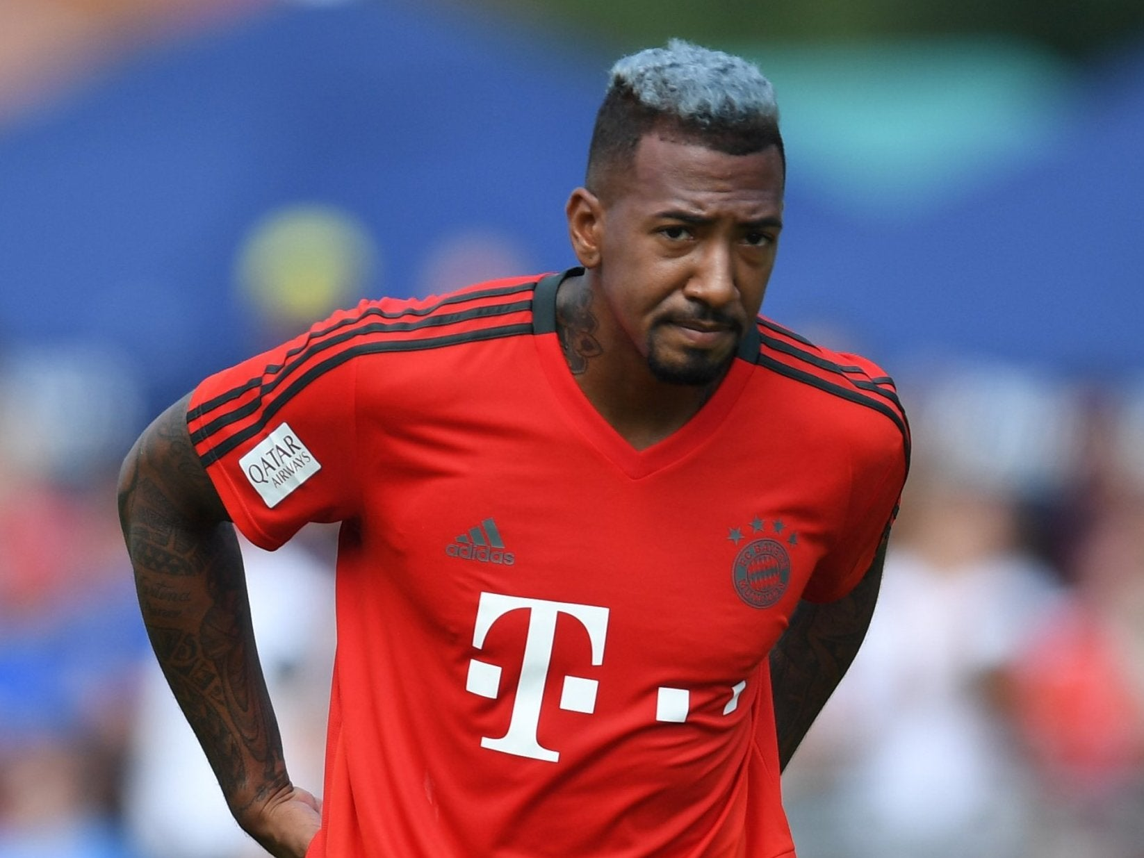 Jerome Boateng wants clear-the-air talks with Bayern Munich chiefs over lack of 'public support' after World Cup