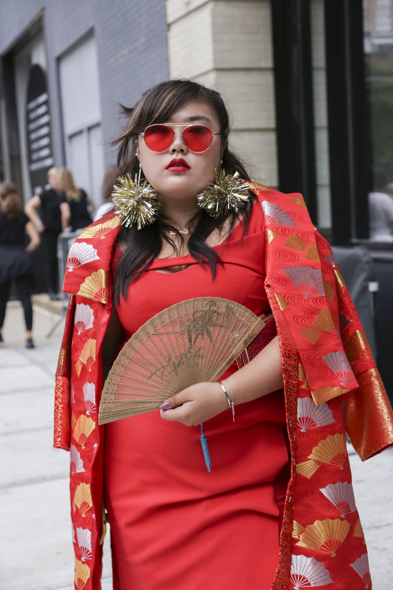 New York Fashion Week 2018: Best street style looks around