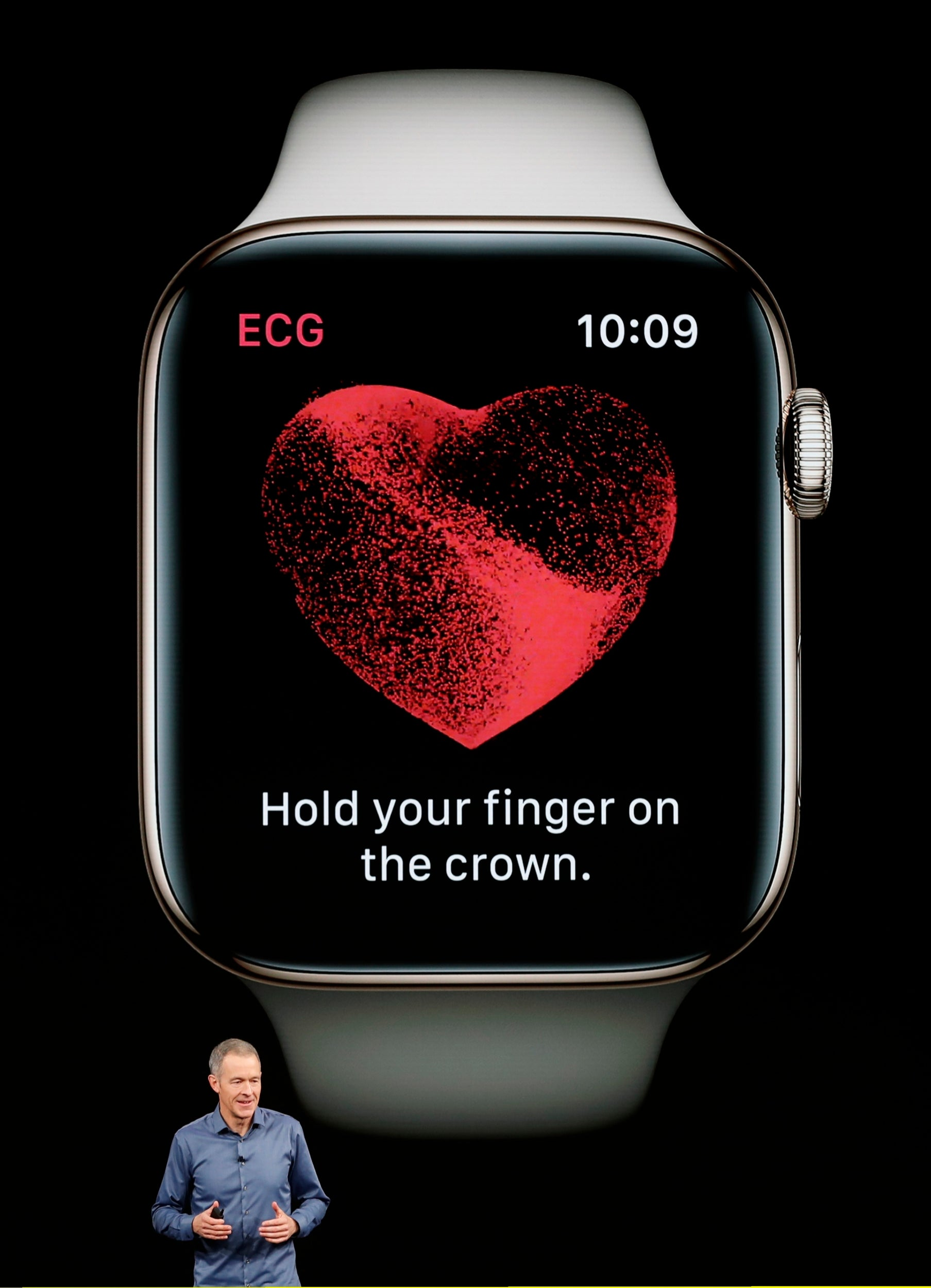 Apple Watch Series 4 Review Next Generation Smartwatch Is Northedge Rover 1 Gps Wacth But