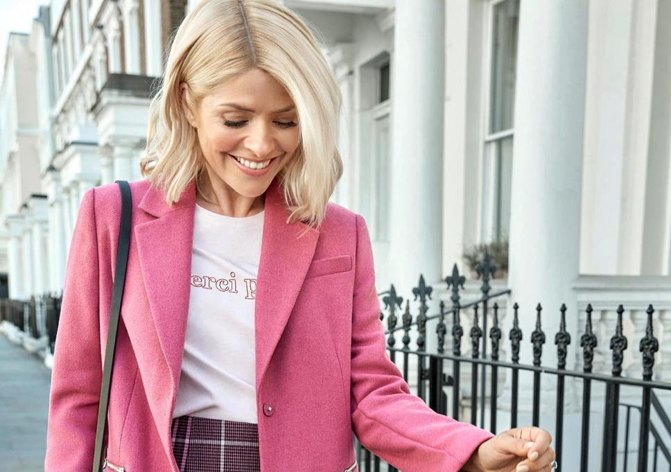 92bd6387fa48 People are loving Holly Willoughby's M&S edit | The Independent