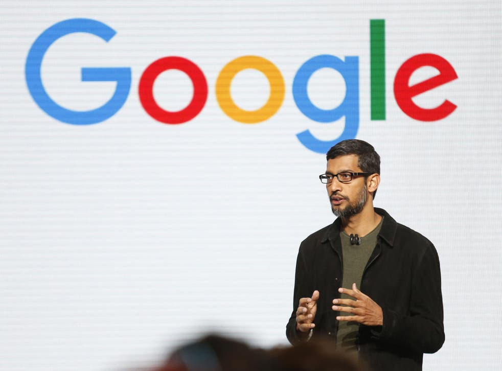 Sundar Pichai will take over as CEO of both Google and its parent company Alphabet after Google's founders step down from their management roles.
