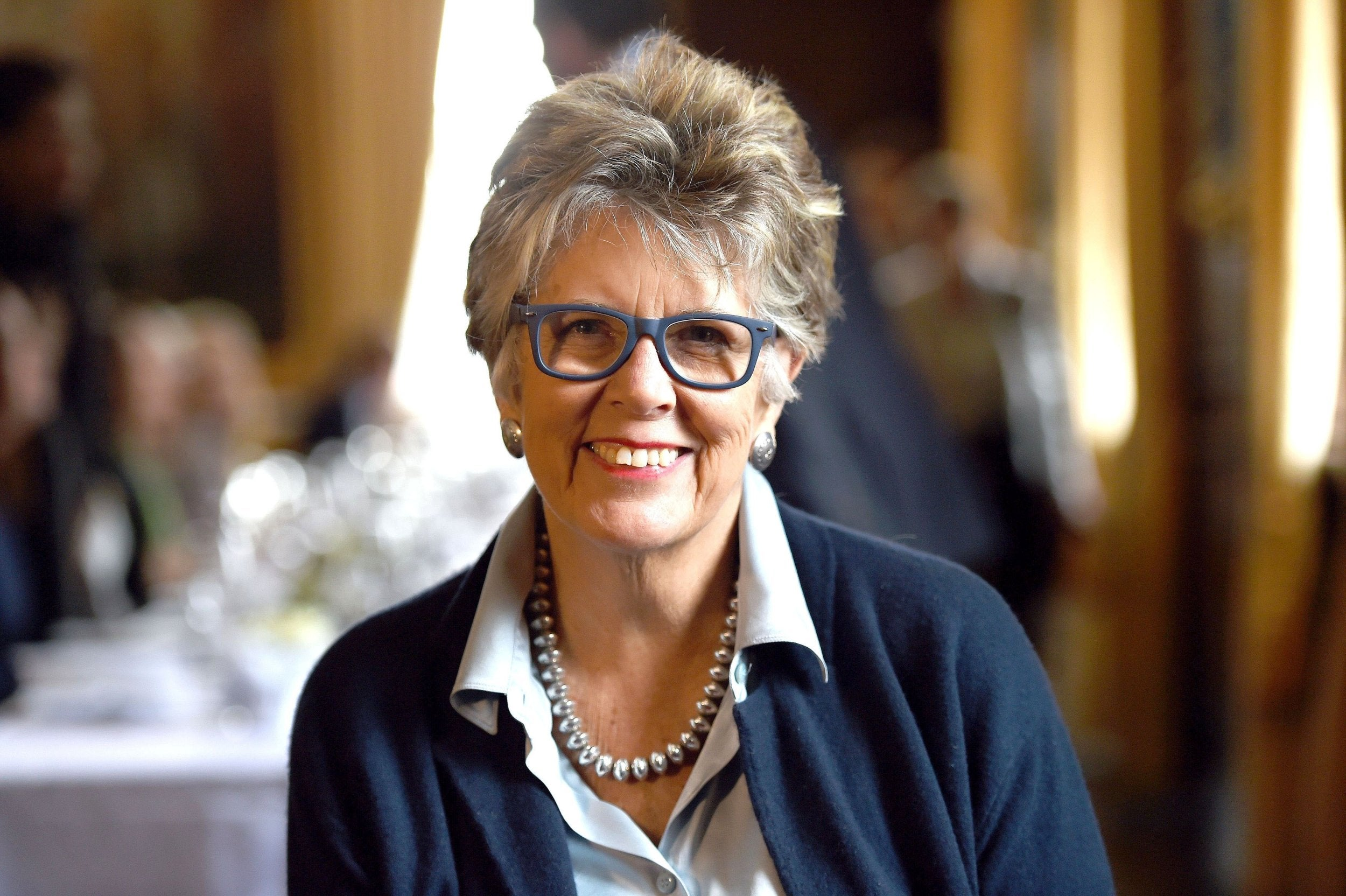 Bake Off's Prue Leith makes startling revelation about how she really feels about baking 1