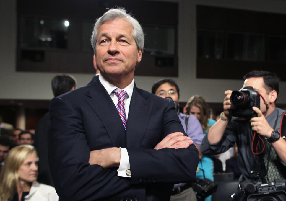 jp morgan ceo dating site who ends up dating who in friends