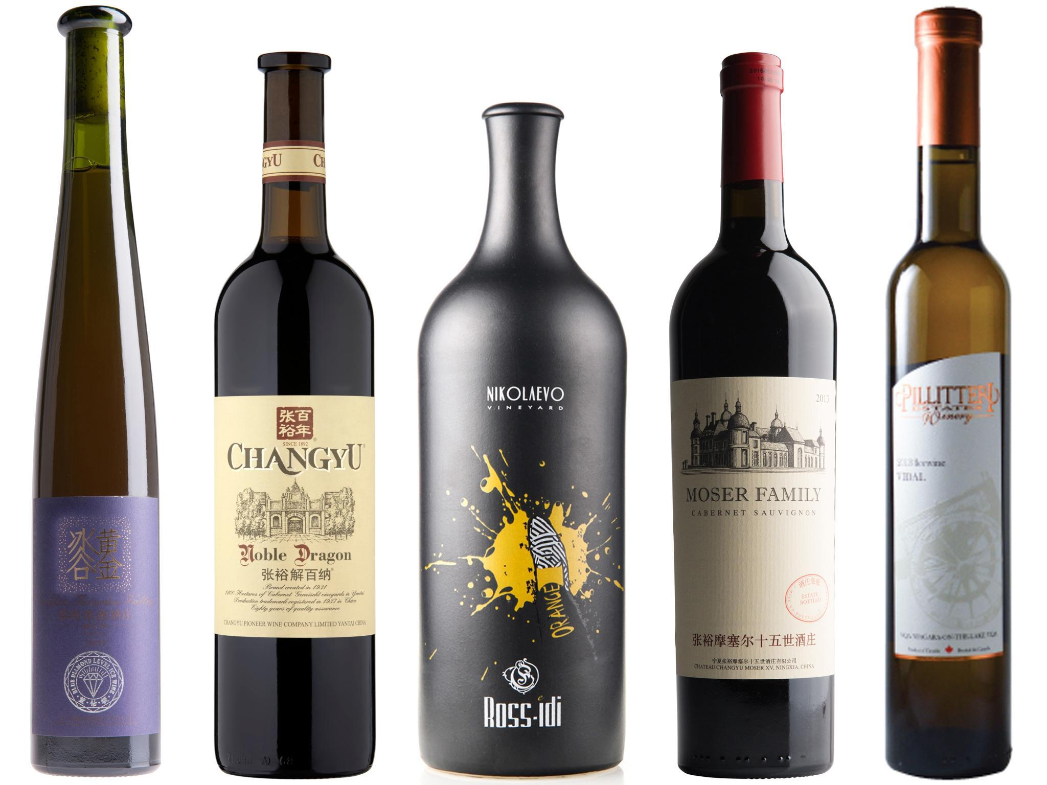 Nine wines with surprising origins: From China to Israel 1