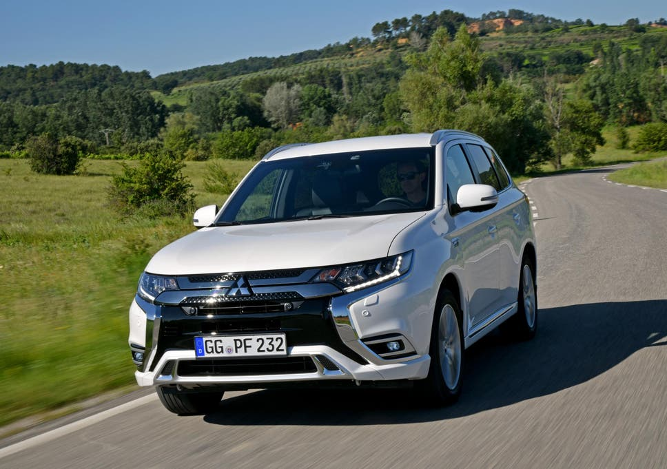 Mitsubishi Outlander PHEV review: Stylish model can get you 22 miles